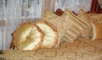 атлас для подушек