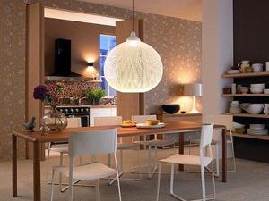 детали уюта в кухне